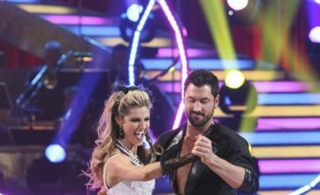 Maksim and Erin Picture