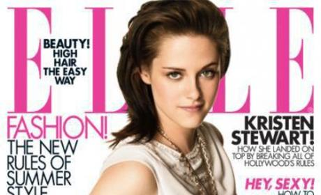 Kristen Stewart Swears: I'm Not a Miserable Person!