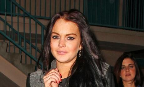 Should Lindsay Lohan Do Time?