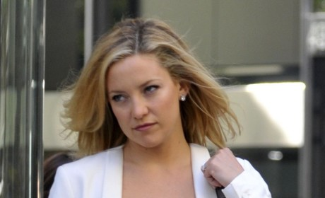 Kate Hudson Files For Divorce From Chris Robinson, Owen Wilson Poised to Make a Move On That Piece