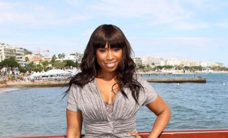 Jennifer Hudson at Cannes