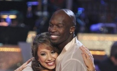 Chad Ochocinco 86'd From Dancing with the Stars
