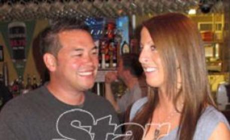 Jon Gosselin & Ellen Ross: Harassed at Taco Bell!