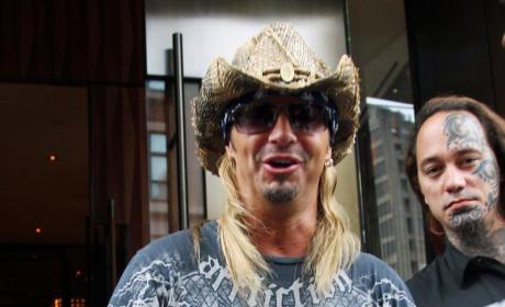 Another Health Scare for Bret Michaels