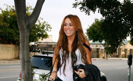 Malia and Sasha Obama Rumored to Appear on Hannah Montana