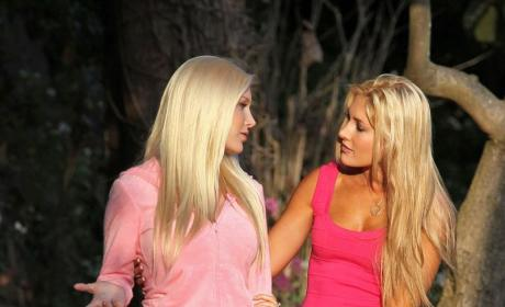 Heidi Montag and Jen Bunney Picture