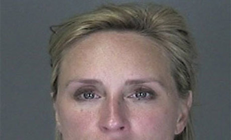 Sonja Morgan Mug Shot