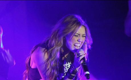 Cyrus' Sexy Side