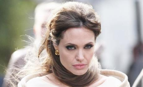 Angelina Jolie Shows Madonna, David Banda Love