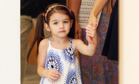 Celebrity of the Year Finalist #10: Suri Cruise