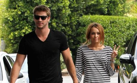 Miley Cyrus and Liam Hemsworth: Back Together?!?
