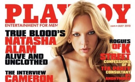 Natasha Alam: Nude in Playboy, On True Blood