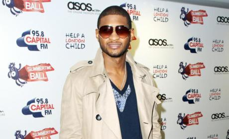 Usher on Justin Bieber: An Incredible Artist!