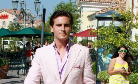 Scott Disick to Neighbor: You're a Disgusting Whale!