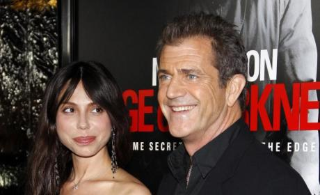 Mel Gibson Domestic Abuse Claims: Dropped By Oksana Grigorieva!