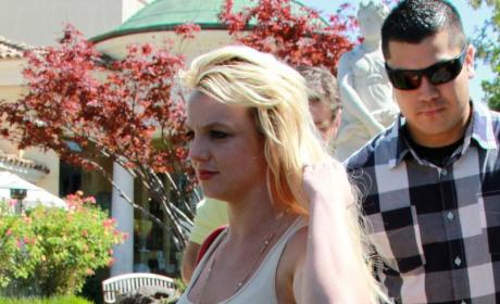Britney Spears Accused of Child Abuse