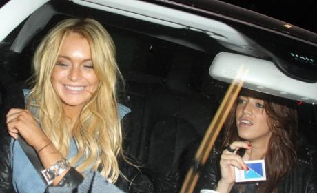 Lindsay Lohan Rushed into Surgery