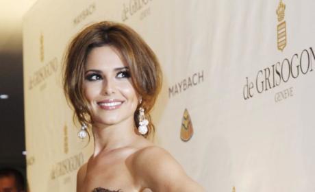 Cheryl Cole Comes Down with Malaria