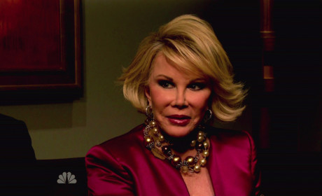 Joan Rivers Bashes Lindsay Lohan, Samantha Ronson Sticks Up For Troubled Ex on Twitter