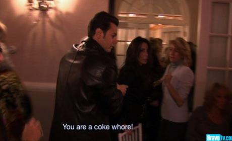 A Coke Whore