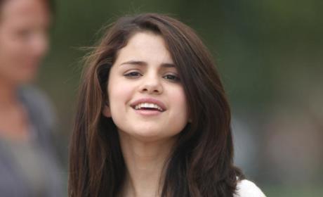 Selena Gomez on Justin Gaston: What a Cutie!