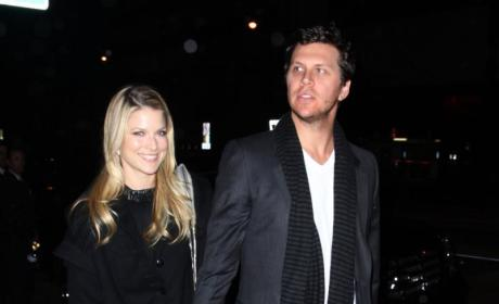 Hayes MacArthur and Ali Larter Celebrate Engagement