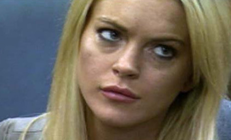 Lindsay Lohan in Court: A Photo Journal