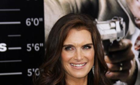 PETA to Brooke Shields: You're a Fur Pimp!