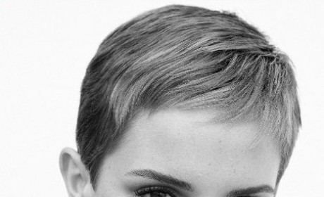 What do you think of Emma Watson's short hair?