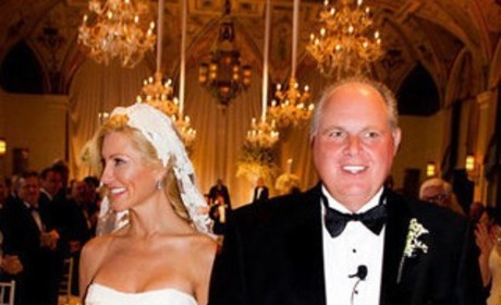 Rush Limbaugh Wedding Photos: Kathryn Rogers, Elton John and Happily Ever After