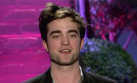 Robert Pattinson Shocker: Named Sexiest Man Alive!