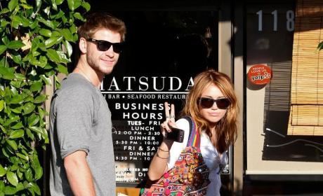 Miley Cyrus and Liam Hemsworth: Is It Over?
