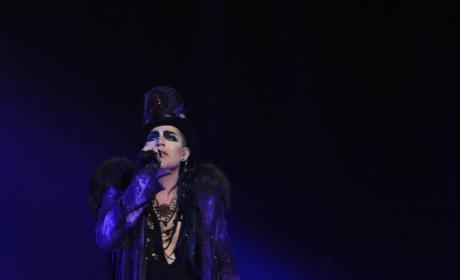 Adam Lambert in Concert: NYC Pictures and Performances