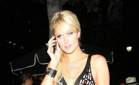 Paris Hilton Arrested For Cocaine Possession