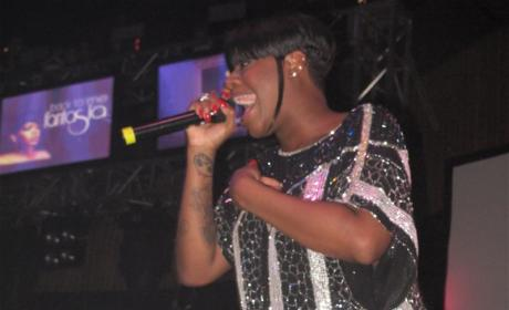 Is Fantasia Pregnant with Antwaun Cook's Baby?!?