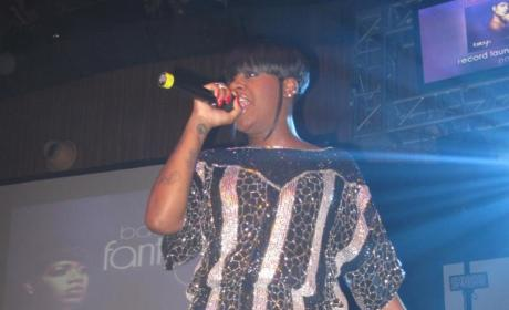 Father of Fantasia Barrino: God Will Help, Daughter Will Be Okay