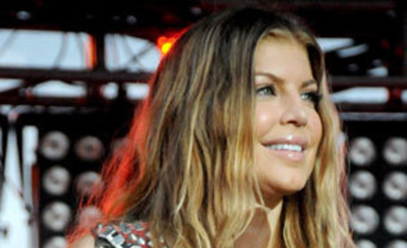 What's Fergie's best hair color?