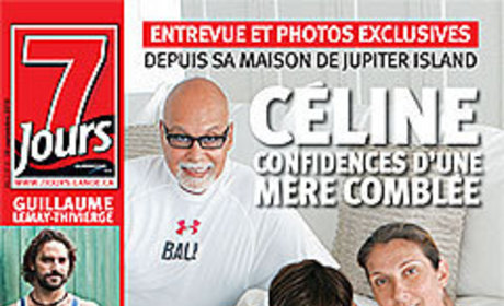 Celine Dion: Pregnant, Healthy, Happy