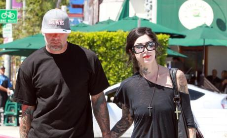 Sandra Bullock, Jesse James Attacked By Stalker