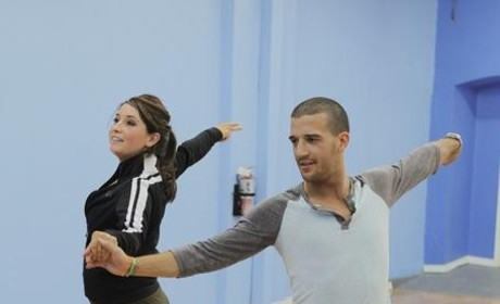 "Mark Ballas Fears Bristol Palin Will Be ""Embarrassing"" on Dancing With the Stars"