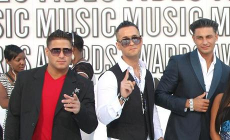 MTV VMAs Fashion Face-Off: The Situation vs. Ronnie Magro vs. Pauly D
