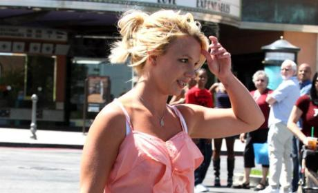 Britney Spears Free to Control Her Life ... Soon