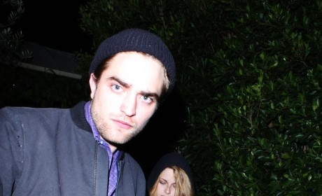 Don't Mess with Robert Pattinson!