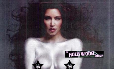 Kim Kardashian Kondemns Katfighting Kover Story