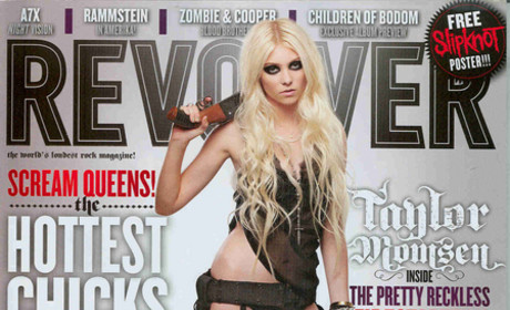 Taylor Momsen or Anna Chapman: Whose Cover Packs More Heat?