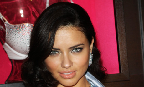 Adriana Lima Presents... the $2 Million Bra!