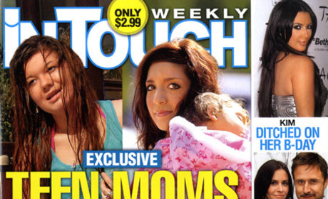 Farrah Abraham and Amber Portwood: Teen Mom Stars in Crisis Mode!
