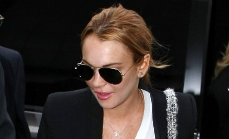 Hot Celebrity Gossip: Lindsay Lohan Hooks Up with Stavros Niarchos