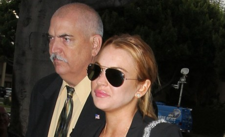 Lindsay Lohan: Rehab is Too Expensive!