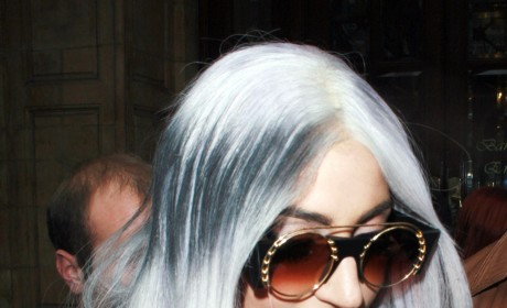 Gray Haired Gaga